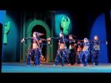Восточные танцы «Беледи». Танец 1